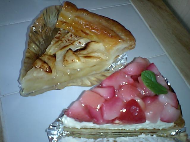 「FARM YARD」のケーキ♪