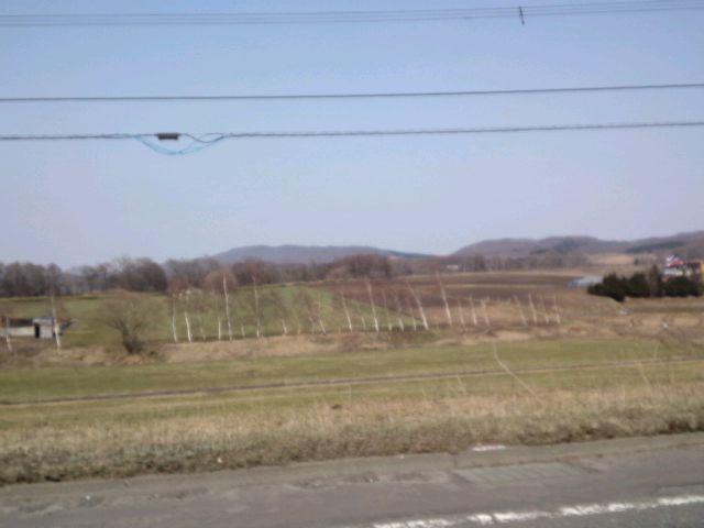 久しぶりの…田舎町