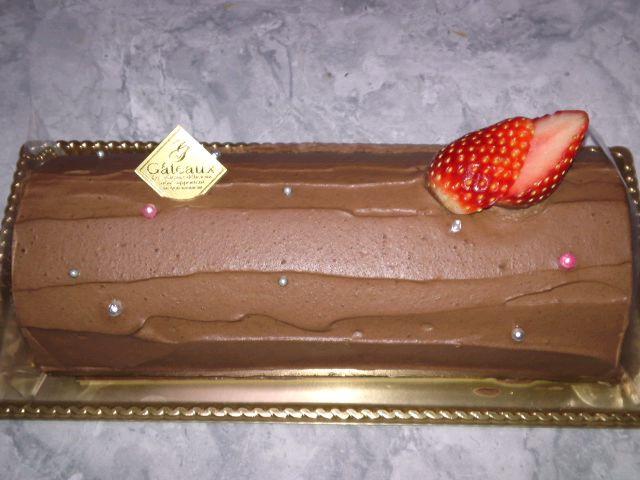 年越しケーキ?