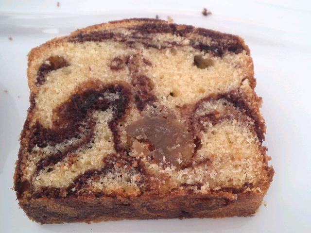 ブリオッシュとパウンドケーキ